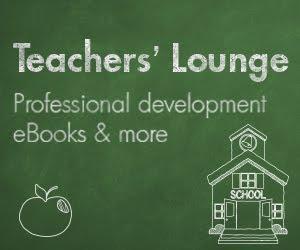 OverDrive Teachers' Lounge logo