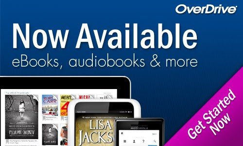 OverDrive Now Available Link